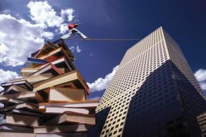 public-school-tightrope
